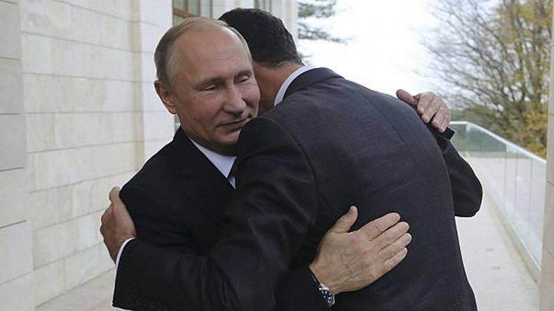 Британские СМИ: «Россия-неудачница» - главный враг Сирии