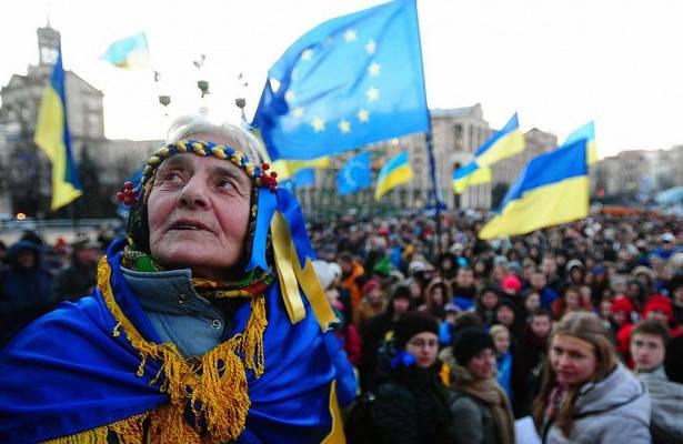 В Европе за симпатии к Евромайдану можно получить в нос