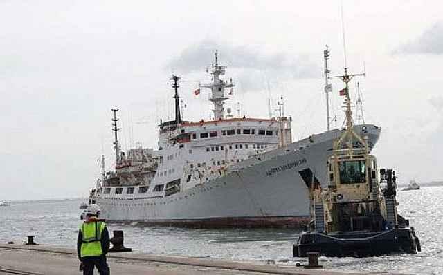 Обновление навигации: моряки РФ отправятся в кругосветку до Антарктики