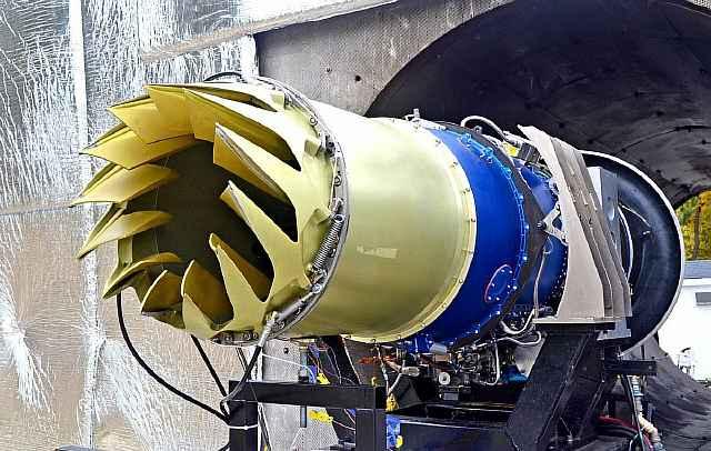 Прорывные технологии в авиации: Россия создает новые авиадвигатели